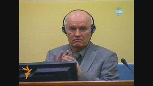 Prvo pojavljivanje Mladića pred Haškim tribunalom
