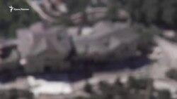 Vip-фортеця. На мисі Айя добудовують палац Януковича (відео)