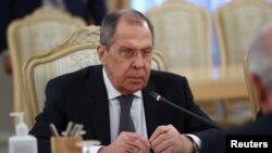 Šef ruske diplomatije Sergej Lavrov