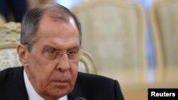 Шефот на руската дипломатија, Сергеј Лавров