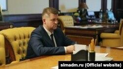 Глава российской администрации СимферополяВалентин Демидов