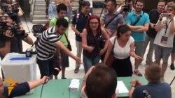 Спорни избори за претседател на Студентскиот парламент