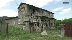 Пенсионер из Северной Осетии строит в горах дом своей мечты
