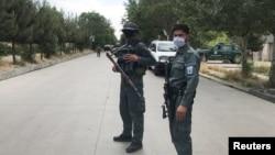 Кабулдагы теракт болгон жер. 12-июнь 2020-жыл