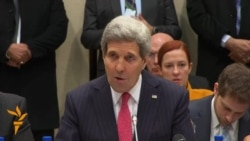 Kerry Hosts Coalition Meeting On Fight Against Islamic State