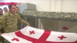 В Афганистане при столкновении с террористами погиб грузинский военнослужащий миссии НАТО