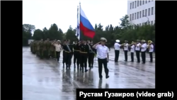 810-а бригада морської піхоти армії Росії, Севастополь, 2011 рік