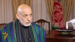 Karzai Blames U.S. For Taliban 'Sanctuaries' In Pakistan