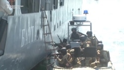 U.S. Joins Ukraine And NATO Members In Black Sea Drills