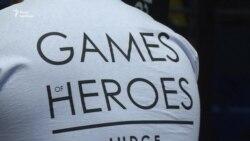 Фінал змагань «Ігри героїв» відбувся в Києві (відео)