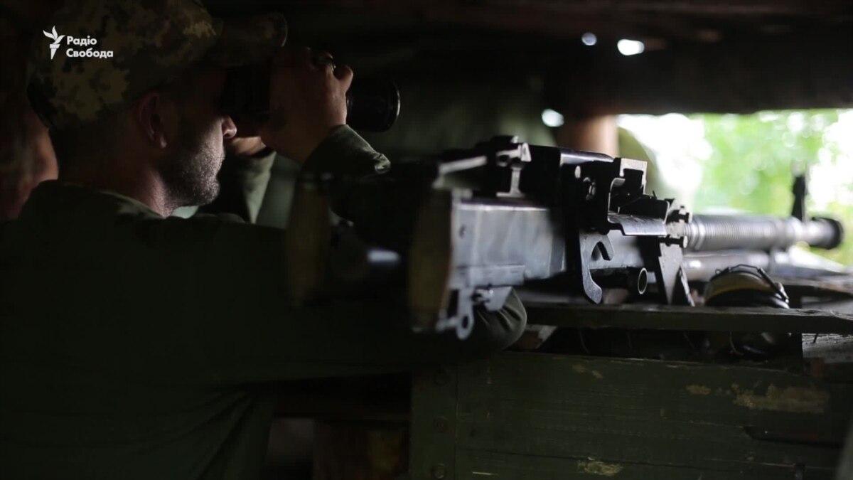 Бойцы под Новгородским: снайперы противника активизировали обстрелы – видео
