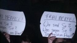 В Кёльне протестуют против массовых нападений на женщин