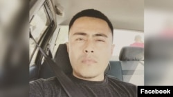Узбекский блогер Отабек Саттори.
