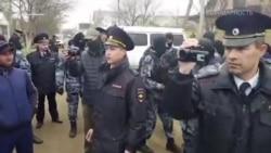 25 обшуків – 20 арештів. ФСБ проти кримських татар (відео)