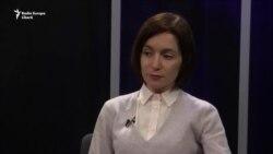 Maia Sandu: Regretăm că PSRM nu-i interesat de demontarea regimului oligarhic