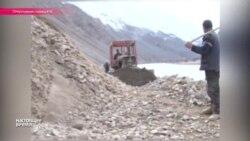 Таджикистан после землетрясения: холод и разрушенные дороги