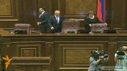 Մանվել Բադեյանը իր նշանակման մասին
