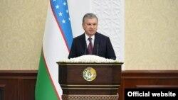 شوکت میرضیایف، رئیس جمهور ازبیکستان
