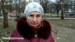 Зеленский идет в президенты. Что думают крымчане (видео)