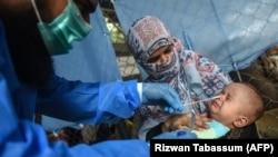 په پاکستان کې په تیر یو شواروز کې د کورونا وایرس نهه کسان مړه کړېدي(انځور له ارشیفه)