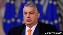 Лидерът на Фидес и премиер на Унгария Виктор Орбан