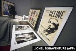 حراج برخی از آثار مرتبط با سلین در سال ۲۰۱۱ همزمان با پنجاهمین سالگرد درگذشتش