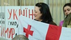 Суд оголосив перерву у справі екс-консула Грузії Нішніанідзе