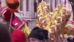 Kina: Milijuni ljudi proslavili godinu Zmije