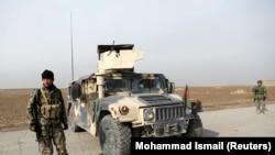 آرشیف، نیروهای امنیتی افغان