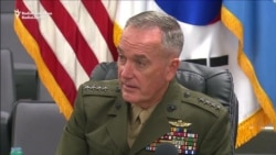 Top General Says U.S. Capable Of Protecting Territories, South Korea