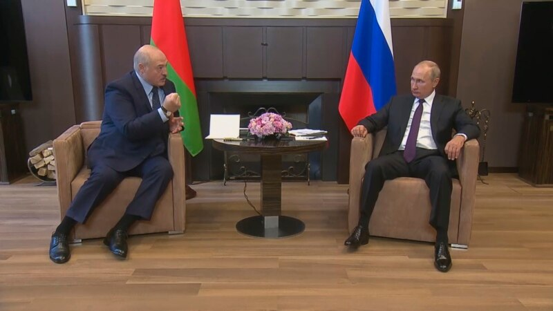 Five Takeaways From The Lukashenka-Putin Talks: Who Got What?