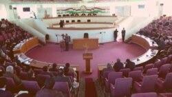 Шохиён: Верховный суд Таджикистана рассматривает уголовное дело Мухиддина Кабири