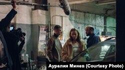 'Minsk' filminin çəkilişləri