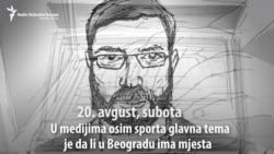 Radosavović: I Borat bi nam pozavidio