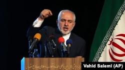 وزیر خارجه ایران در توئیت خود خواستار اجرای برجام توسط هر دو طرف شده است