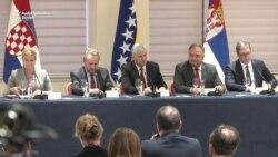 Lideri regije u Mostaru: Teško do dogovora