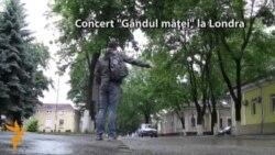 """Concertul formației """"Gândul Mâței"""" la Londra"""