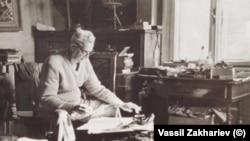 Борис Денев през 1960 г.