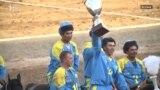 Сборная Казахстана стала первым чемпионом мира по кокпару