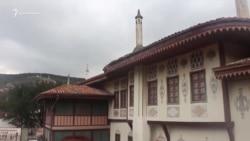 Ханский дворец в Крыму: уничтожение под прикрытием реставрации (видео)