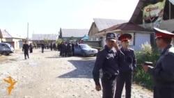 Куштори маҳбуси фирорӣ дар Қирғизистон