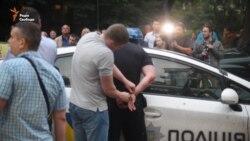 В Одесі затримали поліцейських