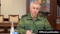 Արցախում ռուսական խաղաղապահ զորքերի հրամանատար Ռուստամ Մուրադովը, արխիվ