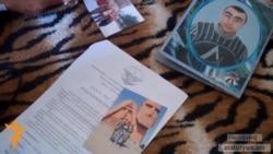 22-ամյա հայազգի գերին նամակ է ուղարկել Ադրբեջանից