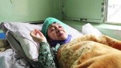 همسر یک سرباز اردوی ملی در آرزوی مرگ