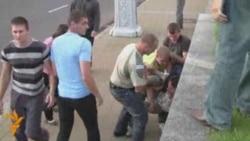 Задержания на акции протеста в Минске, 13 июля 2011