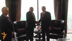 Մարգվելաշվիլին Թուրքիայում քննարկել է Հայաստանը շրջանցող տրանսպորտային և էներգետիկ ծրագրերը