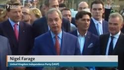 Farage ses berişligiň netijesini gutlady