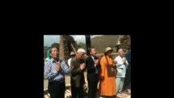 کوریايي راهبانو د تختبۍ لیدنه وکړه