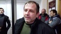 Балух побажав українському народу «не здаватися» (відео)